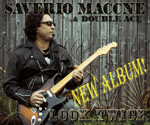 saverio maccne, look twice, uusi levy, albumi